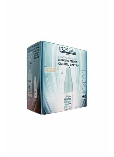 Loreal Serie Expert Amınexıl 20*6Ml + Densıty Şampuan 500Ml Hediye Renksiz